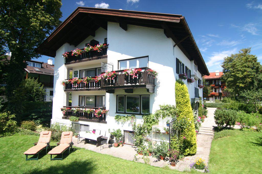 Gästehaus Heim Bad Wiessee, Ferienwohnungen